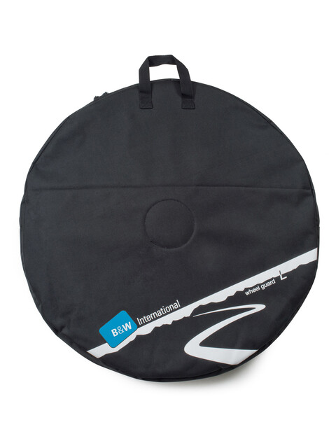 B&W International Wheel Guard Laufradtasche L black